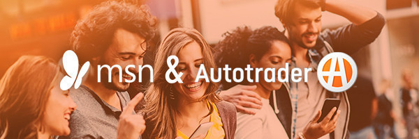 Autotrader Powers MSN Autos Inventory Listings (PRNewsFoto/Autotrader)